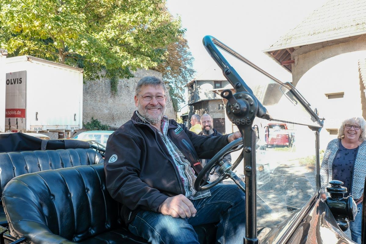 22 PS bringt der Ford T von Jens Langhoff auf die Straße.